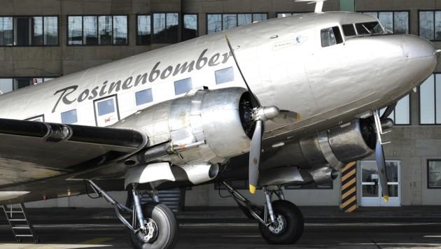 Eine Douglas DC-2 (Bild: AFP)