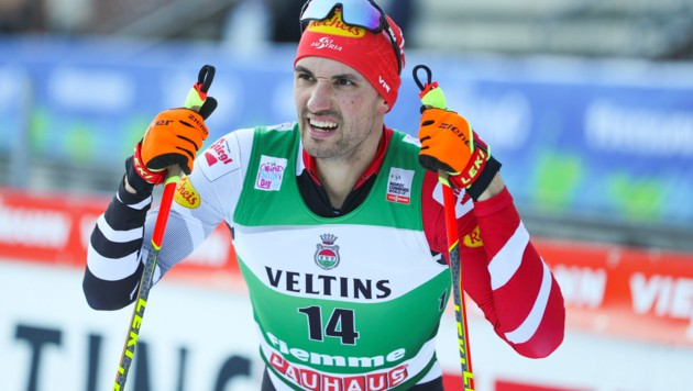 Lukas Greiderer (Bild: GEPA)