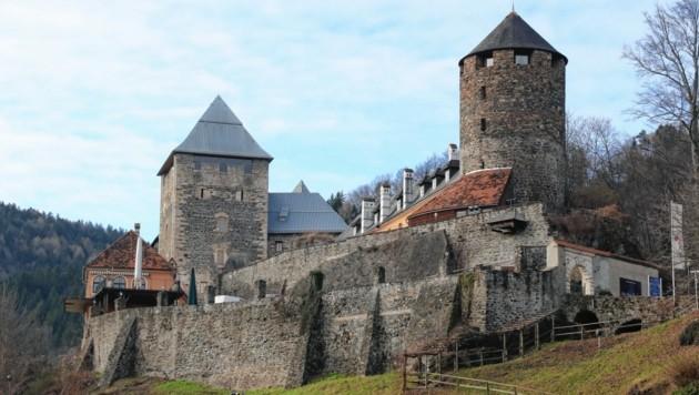 Burg Deutschlandsberg (Bild: Christian Jauschowetz)