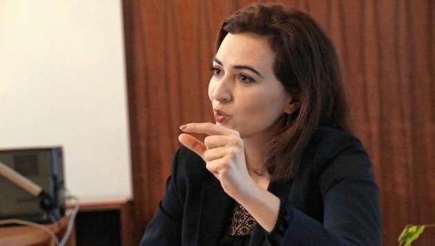 Justizministerin Alma Zadic (Grüne) (Bild: Jöchl Martin)