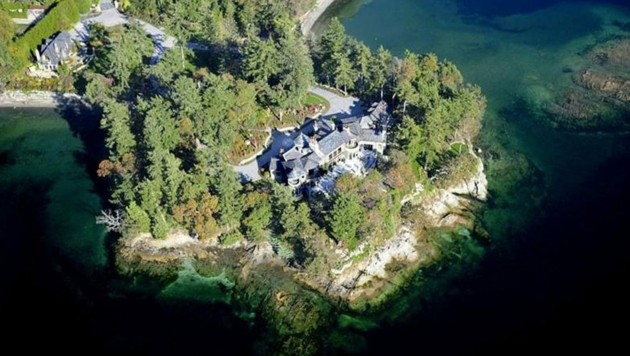Das Anwesen liegt an einem See. (Bild: www.PPS.at)