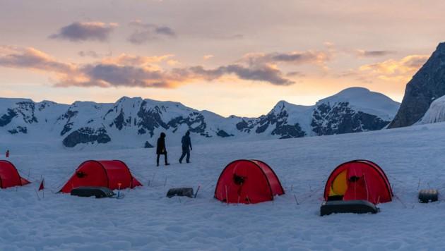 Mit den ersten nachgewiesenen Fällen in der Antarktis hat sich das Coronavirus endgültig auf allen Kontinenten ausgebreitet. (Bild: Sebastian Räuchle)