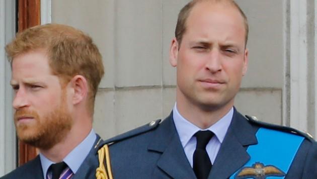 FILES-BRITAIN-ROYALS-MEGHAN-HARRY (Bild: AFP)