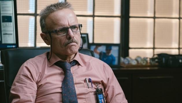 Der Chef hat es nicht leicht mit seinen Bad Boys. (Bild: Sony Pictures)