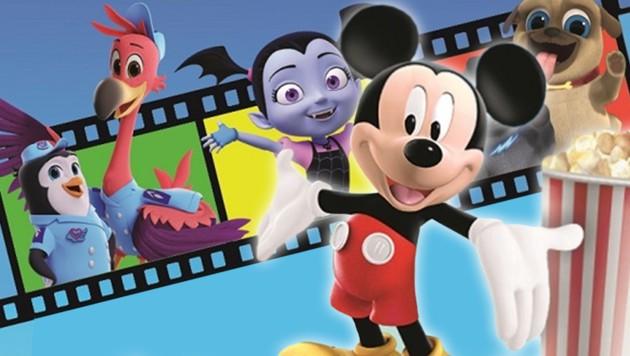 (Bild: The Walt Disney Company (Austria) GmbH, krone.at-Grafik)