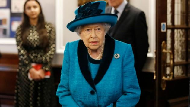Queen Elizabeth II (Bild: AFP)