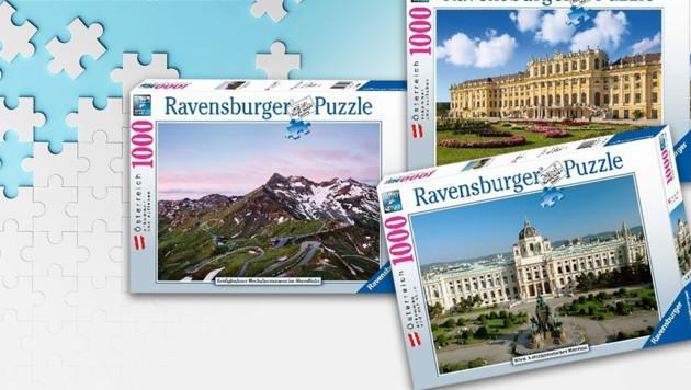 (Bild: Ravensburger, krone.at-Grafik)
