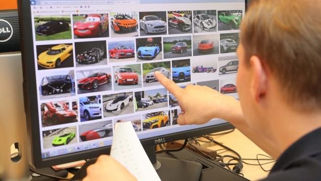 In Internet lauern viele Fallen, besonders auch beim Autokauf (Bild: Jürgen Radspieler)