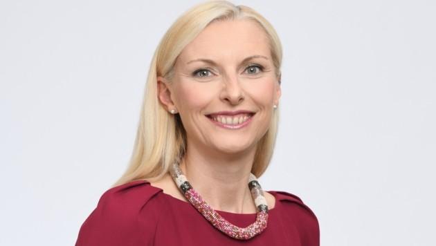 VP-Vizebürgermeisterin Gabriele Aicher führt in Pichl interimistisch die Geschäfte. (Bild: OÖVP)