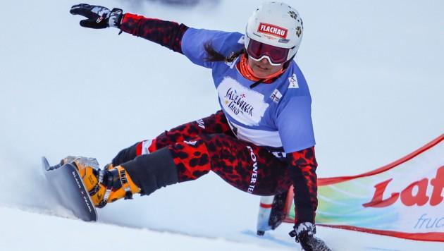 Salzburgs Claudia Riegler freut sich auf den Weltcup in Bad Gastein. (Bild: GEPA)