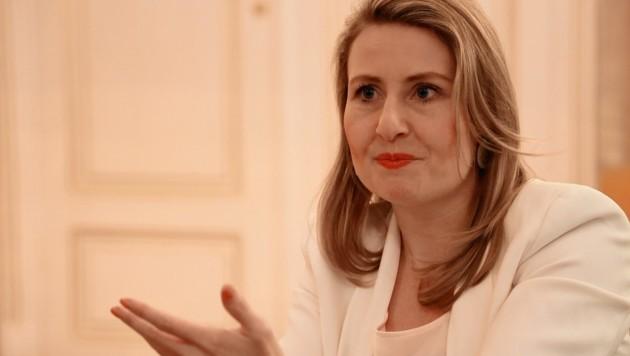 Integrationsministerin Susanne Raab (ÖVP) (Bild: zwefo)