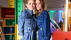 Stella McCartney mit Schauspielerin Kate Hudson (Bild: instagram.com/stellamccartney)