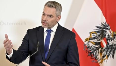 Innenminister Karl Nehammer (ÖVP) (Bild: APA/HERBERT NEUBAUER)