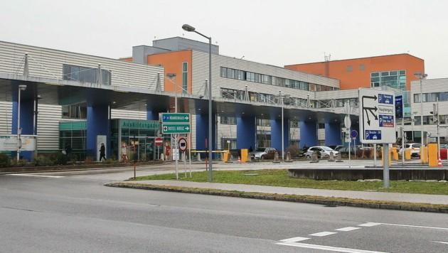 Das Klinikum Vöcklabruck (Bild: Helmut Klein)
