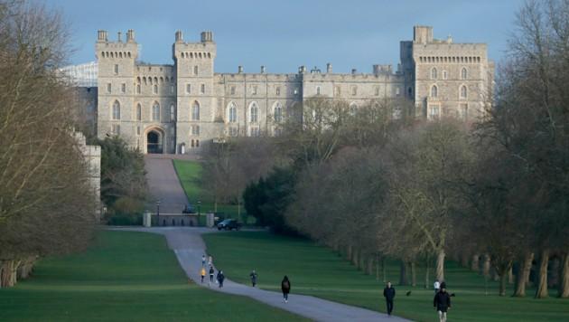 Schloss Windsor (Bild: APA/AP)