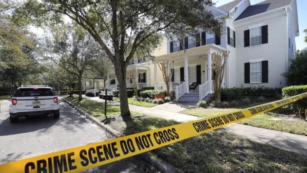 Anthony Todt lebte nach den Morden noch zwei Wochen mit den Leichen im Haus der Familie. (Bild: AP)