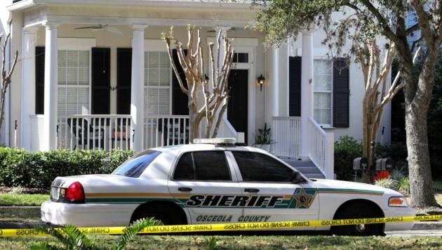 Aufmerksame Nachbarn alarmierten die Polizei. (Bild: AP)