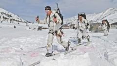 Wettkampf in der Lizum (Bild: Christof Birbaumer)