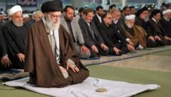 (Bild: APA/AFP/KHAMENEI.IR)