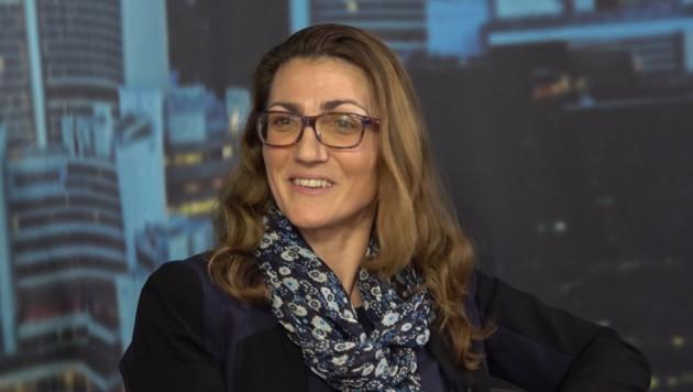 Velina Tchakarova, Institutsleiterin des Austria Institut für Europa- und Sicherheitspolitik (AIES) (Bild: krone.at)
