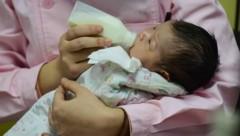 """Zu wenig Nachwuchs: In China ist bereits von einer """"demografischen Krise"""" die Rede. (Bild: APA/AFP/STR)"""