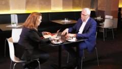 Krone-Talk mit Thomas Steiner (Bild: Judt Reinhard)