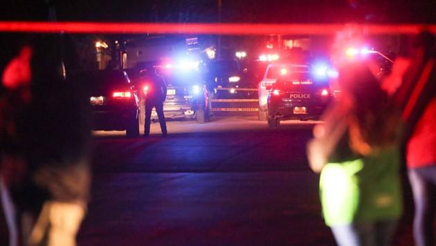 (Bild: Steve Griffin/The Deseret News via AP)
