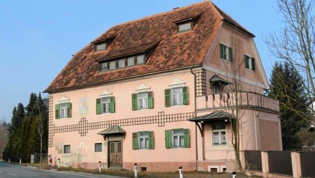 1371 erbaut, ist die Rielmühle in der Stattegger Straße nicht geschützt (Bild: Christian Jauschowetz)