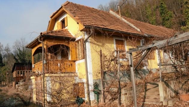 Nicht geschützt: Das Winzerhaus in der Grabenstraße (Bild: Christian Jauschowetz)