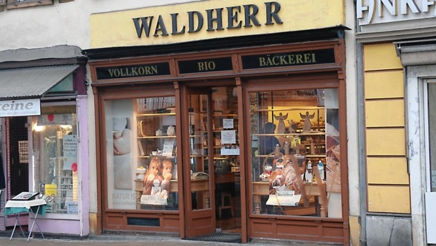Nahe der Oper - und zwar in der Gleisdorfer Gasse 21 - ist die Grazer Waldherr-Filiale zu finden. Beliefert werden aber auch viele kleine Bioläden im ganzen Land. (Bild: Christian Jauschowetz)