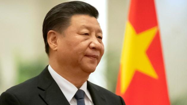 Xi Jinping (Bild: AP)