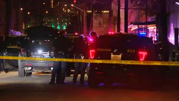 Die US-Stadt San Antonio, in der es zu der tödlichen Auseinandersetzung im Musikclub Ventura kam, liegt im Bundesstaat Texas. (Bild: AP)