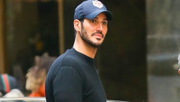 Rihannas Ex-Freund Hassan Jameel (Bild: www.PPS.at)