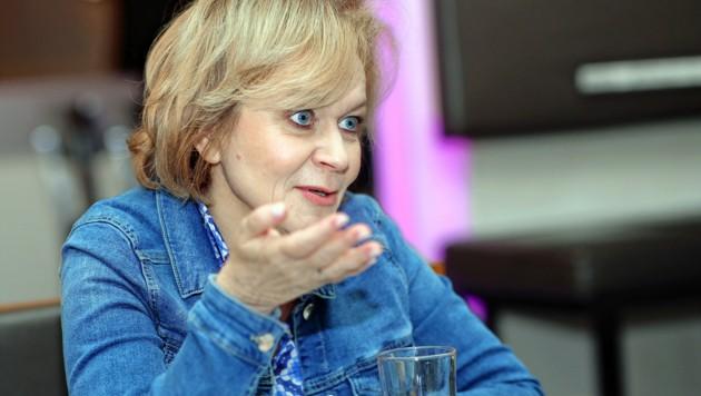 Susanne Wiesinger (Bild: Peter Tomschi)