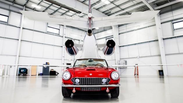Spider America EV (Bild: Roadster Salon)