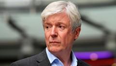 BBC-Generaldirektor Tony Hall (Bild: AFP)