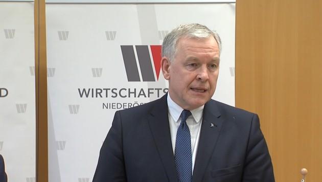 Landesrat Martin Eichtinger (Bild: krone.tv)