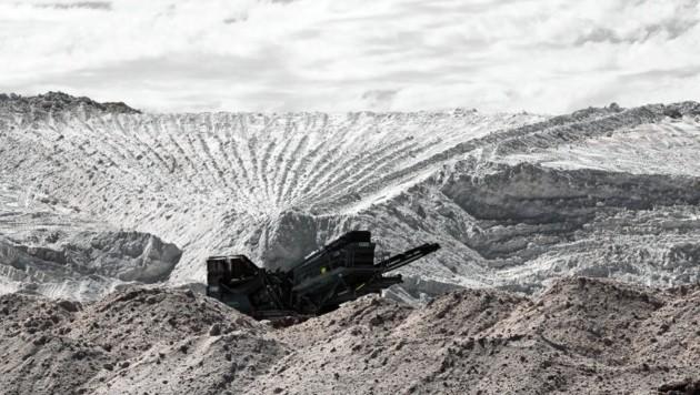 Raubbau an der Natur im esc - Medienkunstlabor (Bild: Rodrigo Rios Zunino)