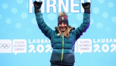 Lisa Hirner (Bild: GEPA)