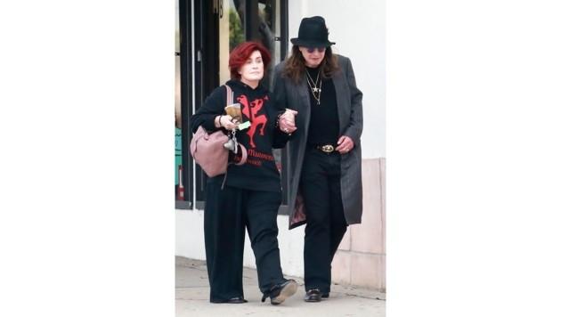 Sharon und Ozzy Osbourne (Bild: www.PPS.at)