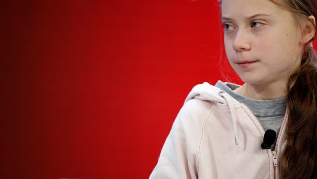 Greta Thunberg (Bild: The Associated Press)