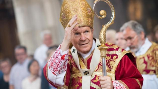 Kardinal Christoph Schönborn (Bild: APA/EXPA/MICHAEL GRUBER)