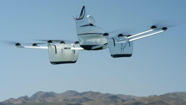 Kitty Hawk Flyer (Bild: AFP)