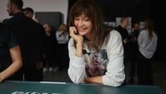 Helena Christensen fotografierte die Kampagnenbilder ihrer H&M-Kollektion. (Bild: H&M)
