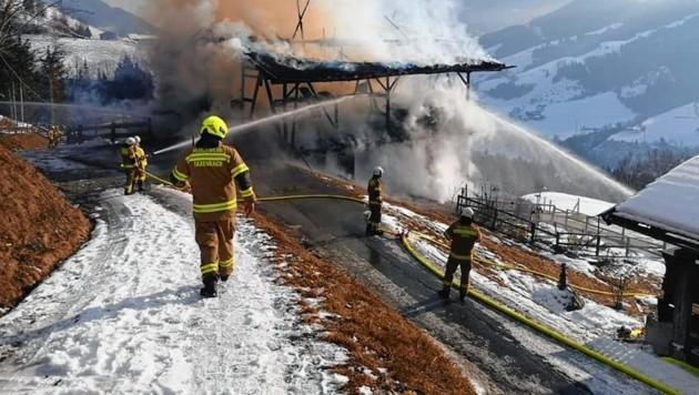 (Bild: Feuerwehr Bruck)