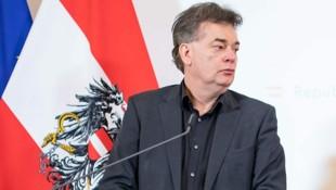 Vizekanzler Werner Kogler (Bild: BUNDESKANZLERAMT/JAKOB GLASER)