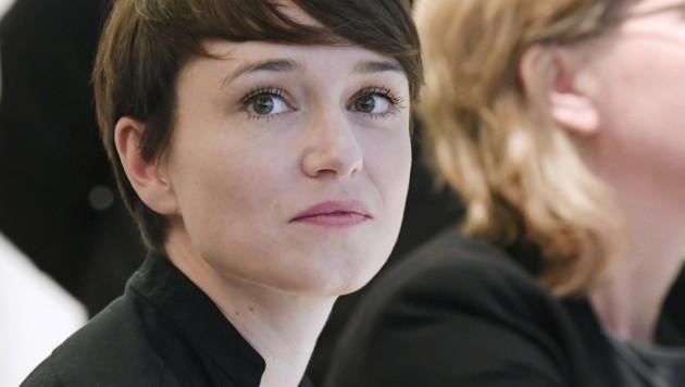 Sigrid Maurer (Bild: APA/HANS KLAUS TECHT)