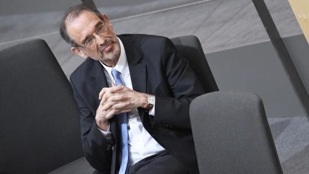 Bildungsminister Heinz Faßmann (Bild: APA/ROBERT JÄGER)