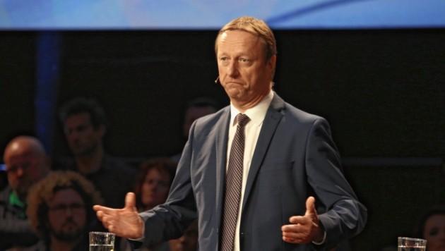 Johann Tschürtz (FPÖ) (Bild: Reinhard Holl)