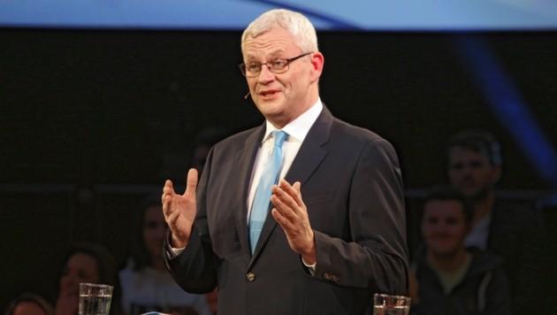 Thomas Steiner (ÖVP) (Bild: Reinhard Holl)